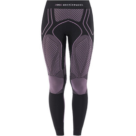 X-Bionic The Trick Running Pants Long Women Black/Pink